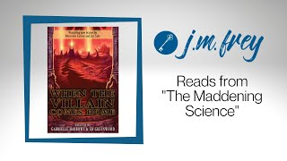 J.M. READS - The Maddening Science