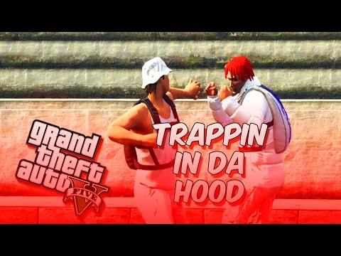TRAPPIN ON DA BLOCK 3 (GTA IN THE HOOD) - 동영상
