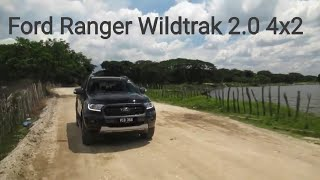 2018 / 2019 New Ford Ranger WildTrak 2.0 4x2 Automatic - First Drive Impressions