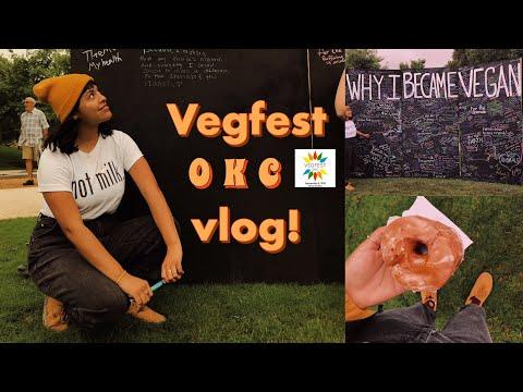 Vegfest Vlog! || OKC 2018