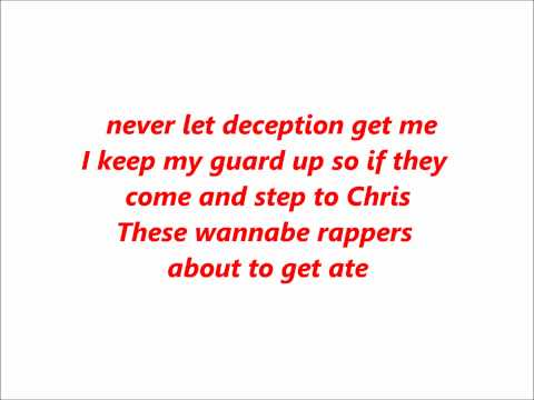 Chris Webby-Mission Statement Lyrics
