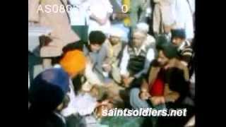 Sant Bhindranwale Interview with ITN News