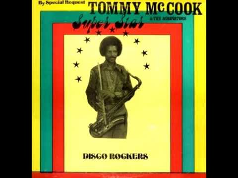 Tommy McCook & The Aggrovators - Disco Rockers - Album