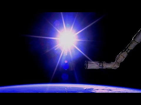 ISS, Nanotubes and the Nibiru Flare