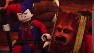 LEGO NEXO KNIGHTS - ТРАНСФОРМАЦИЯ