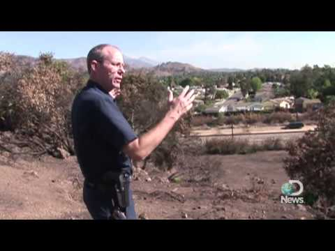 Catching A Wildfire Arson