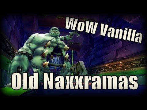 WoW Vanilla - Was Old Naxxramas Really That Hard?