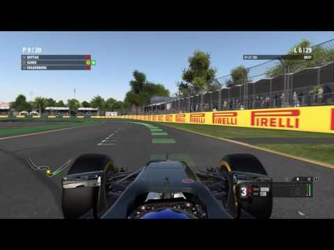 F1 2016 Australia