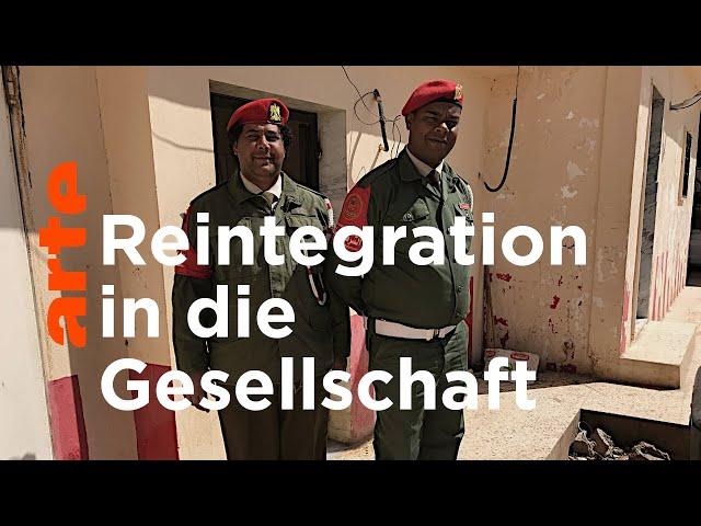 Libyen: Besuch im Hochsicherheitsgefängnis | Doku | ARTE