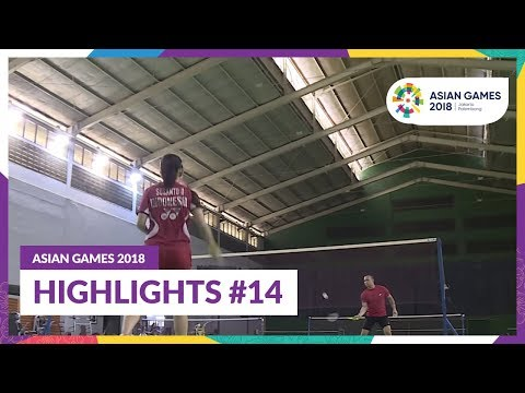 Asian Games 2018 Highlights #14
