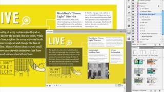 Adobe InDesign CS5: Interactive Documents