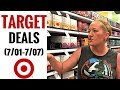 TARGET In-Store Couponing (7/01-7/07) Awesome Meat Promo, Laundry Care, Facial Care Deals & More!