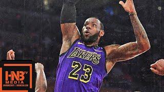Los Angeles Lakers vs Charlotte Hornets Full Game Highlights | March 29, 2018-19 NBA Season