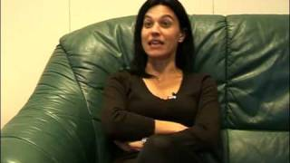 Lacuna Coil interview - Cristina Scabbia (part 1)
