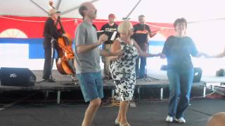 Tamburitza Trubadura at St. Sava's Serbian Fest - Ajde Ramo Ramo - 23 Sep 2012