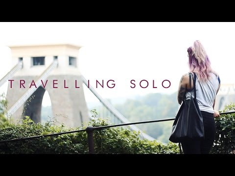 Travelling Solo | Helen Anderson | AD