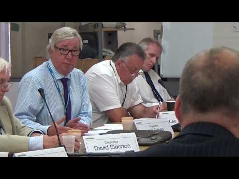 Audit and Risk Management Committee (Wirral Council) 12th June 2017 Part 1 of 6