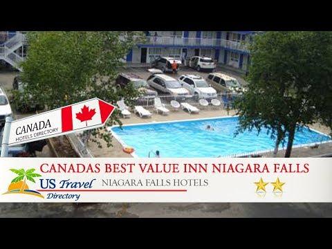 Canadas Best Value Inn Niagara Falls - Niagara Falls Hotels, Canada