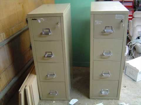 Fireproof File Cabinet Combination Lock For Home