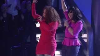 Mary Mary Performance on The American Bible Challenge