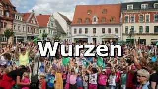 RADIO PSR Tag der Sachsen-Song 2015 - WURZEN!  (Karaoke Video)