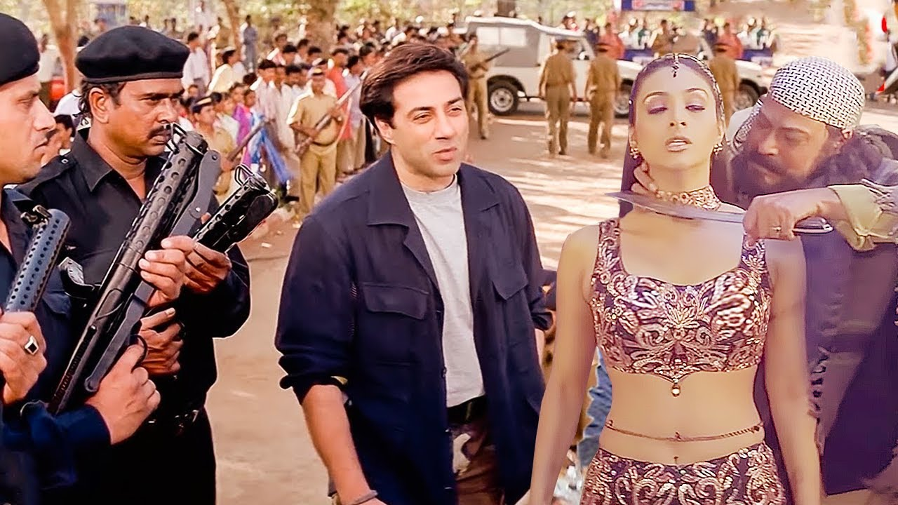 Download Sunny Deol Action Blockbuster Hindi Movies | Arbaaz Khan, Tabu Latest Bollywood Action Movies | PV
