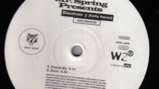 Mr Spring  - Blaxxtraxx 3 (Funky Nassau)