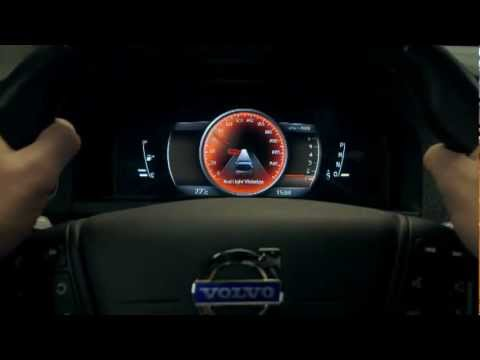 Volvo Newest Safety Feature: Communicating With Others Cars - Car 2 Car