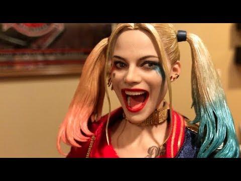 Episode 192 - HOT TOYS TRIPLE SHOWCASE! Wonder Woman, Harley Quinn, and Deadshot!
