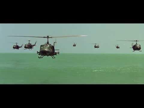 Apocalypse Now Vietnam War Bell Uh 1 Surfin Bird