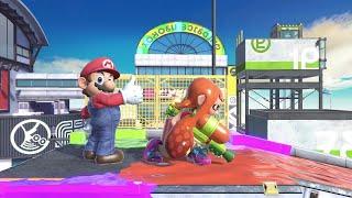 Super Smash Bros. Ultimate - Mario Claims Turf Trailer