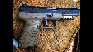 FN Five Seven Pistol и Тест Бронежилета | Честный Автозаработок