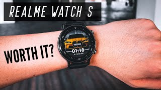 REALME WATCH S: My Honest Review and Should You Buy.