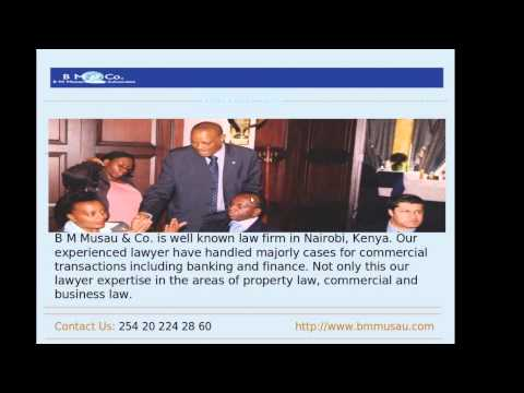 Nairobi, Kenya Best Lawyers and Law Firms