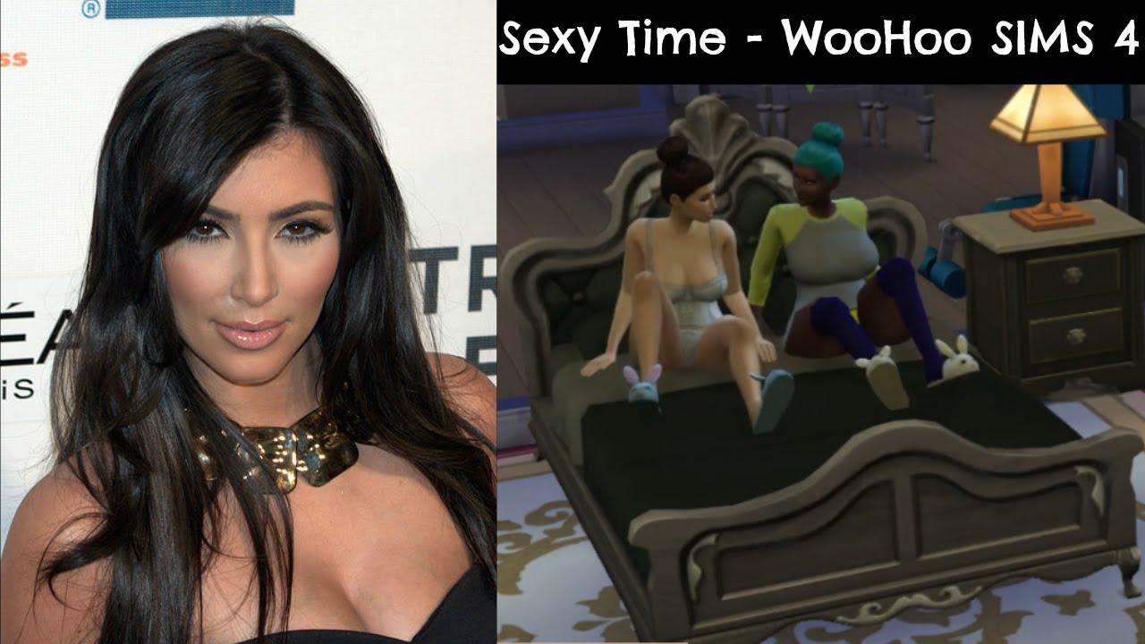 Lesbische Sims-Sex