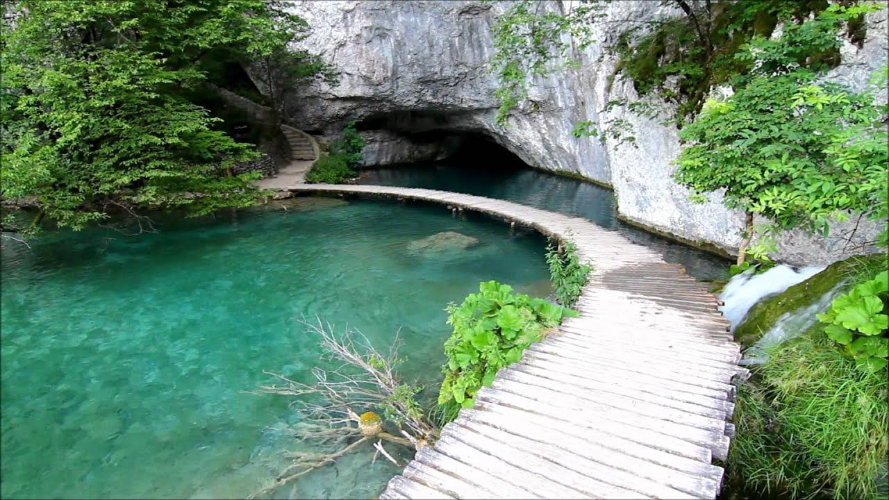 Plitvice lakes national park hd youtube - Plitvice lakes hd ...