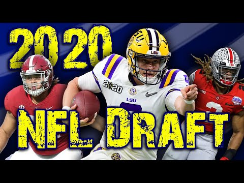 The 2020 Film Room NFL Draft Special