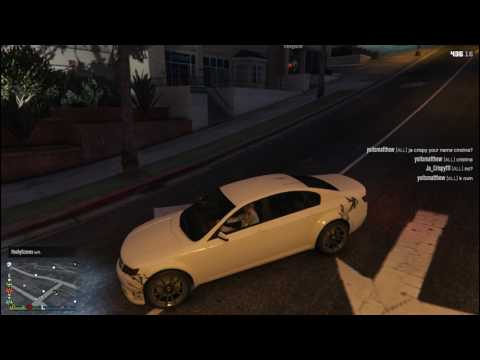 THERES A MODDER| GTA 5 modding moments #1 w/madhatter gaming