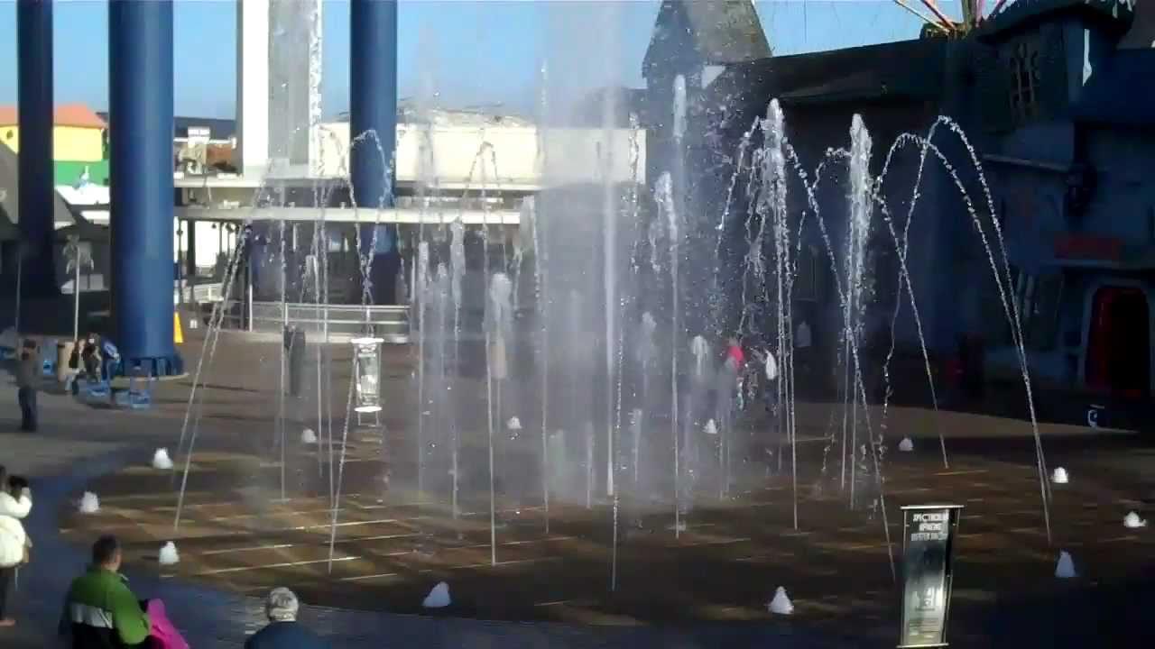 Fountains of pleasure