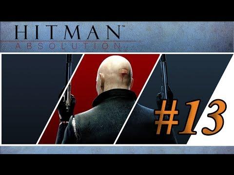 Let's Play PL - Hitman Rozgrzeszenie #13 Dexter Industries