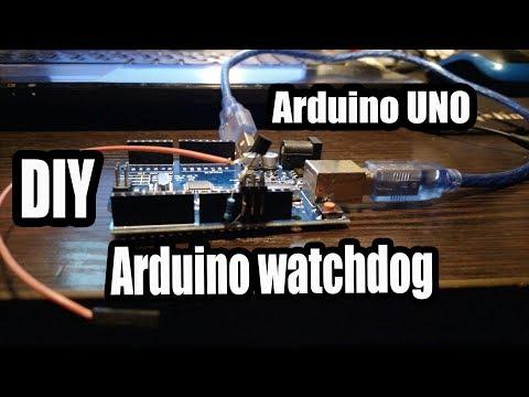 Watchdog для ПК на Arduino , сторожевой таймер для майнинга  сделай сам