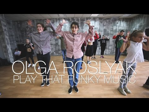Wild Cherry – Play That Funky Music | Choreography by Olga Roslyak | D.Side Dance Studio