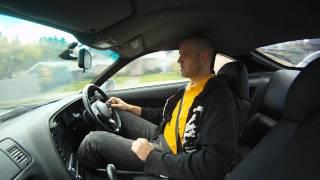 1993 Toyota Supra SZ - Drive Home