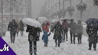 Meteoroloji'den uyarısı! Beklenen kar yağışı İstanbul'da başlıyor! Yeni hava durumu raporu!