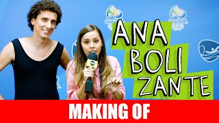 Vídeo - Making Of – Anabolizante