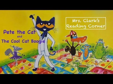 Pete the Cat and the Cool Cat Boogie  w/ Funky Music & EFX