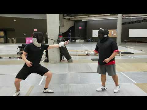 Team Canada Super Serious Series Fencing Training [Thanks for 100 Subscribers!]