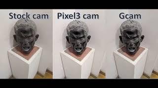 NOKIA 6.1 PLUS STOCK CAM VS GCAM VS PIXEL3 CAM