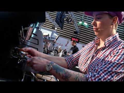 World Barista France 2017 - FINALE - Leigh Rose