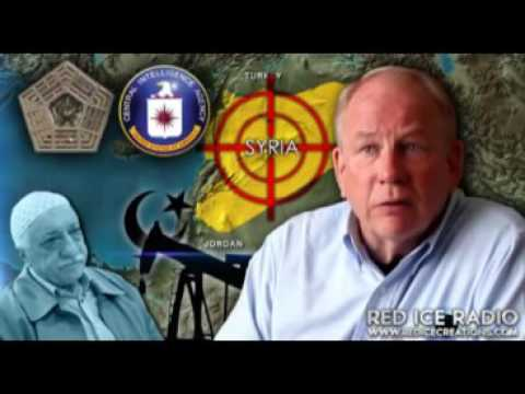 Red Ice Radio -- William Engdahl -- War in Syria Manufactured Conflicts